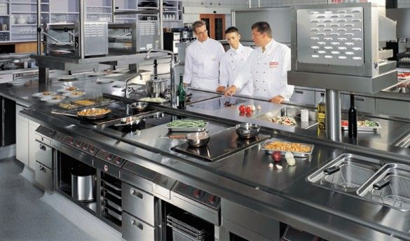 Buying The Right Commercial Kitchen Supplies Industry Knowledge